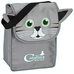 Paws and Claws Lunch Bag – Kitten - 24 hr Main Image