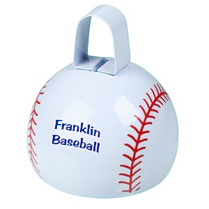 Baseball Cow Bell Main Image