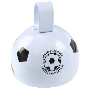 Soccer Ball Cow Bell Main Image