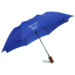 Executive Folding Umbrella Main Image