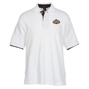 Velocity Piped Placket Polo - Men's - Closeout Main Image