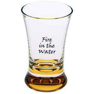 Cheers Acrylic Shot Glass - 2 oz. Main Image