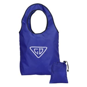 Fold N Go Wave Handle Bag Main Image