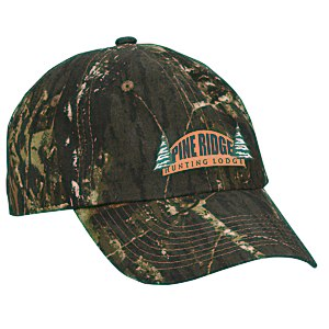 Hunter's Hideaway Cap - Mossy Oak Break-Up Main Image