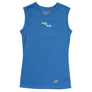 New Balance NDurance V-Neck Tank - Ladies' Main Image