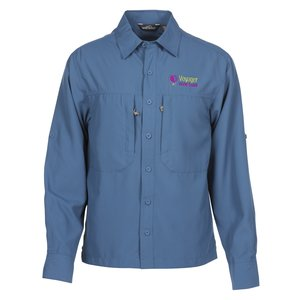 Eddie Bauer Lightweight Travel Shirt Main Image