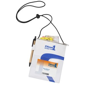 Wave Badge Holder - Closeout