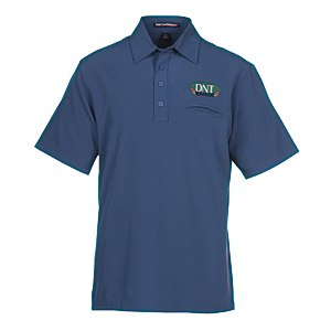 Easy Care Ultra Stretch Pocket Polo - Men's Main Image