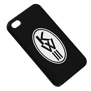 myPhone Hard Case for iPhone 4 - Opaque - 24 hr Main Image