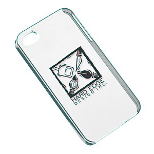 myPhone Hard Case for iPhone 4 - Translucent - 24 hr Main Image