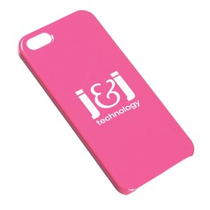 myPhone Hard Case for iPhone 5/5s - Opaque - 24 hr Main Image