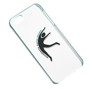 myPhone Hard Case for iPhone 5/5s - Translucent - 24 hr Main Image