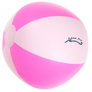 "16"" Beach Ball - Two-Tone - 24 hr"