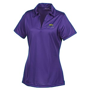Active Textured Performance Polo - Ladies' Main Image