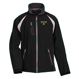 Katavi Colorblock Soft Shell Jacket - Men's - 24 hr Main Image