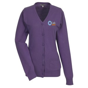 Narenta V-Neck Cardigan Sweater - Ladies' - 24 hr Main Image