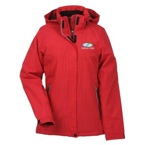 Moritz Insulated Hooded Jacket - Ladies' - 24 hr Main Image