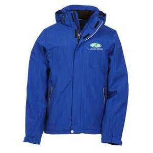 Moritz Insulated Hooded Jacket - Men's - 24 hr Main Image