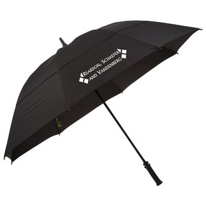 "Ecoverse Manual Umbrella - 62"" Arc - Closeout Main Image"