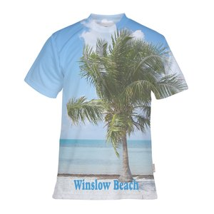 Athletic Performance Tee - Dye-Sublimated Main Image