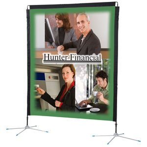 Tribute Indoor Banner Display - 7' Main Image