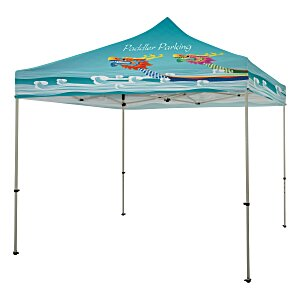 Standard 10' Event Tent - Full Color Main Image