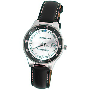 Prague Leather Watch - Ladies' Main Image