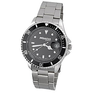 Master Stainless Steel Watch - Men's Main Image