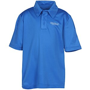 Silk Touch Performance Sport Polo - Youth Main Image