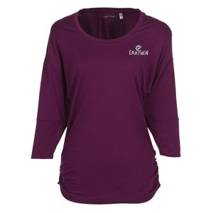 Tri-Blend Dolman Sleeve Shirt Main Image