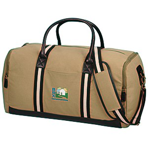 Heritage Supply Duffel - Embroidered Main Image