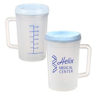 Insulated Medical Travel Mug - 16 oz. Main Image