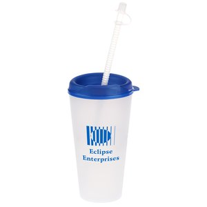 Flare Tumbler with Straw - 32 oz. Main Image