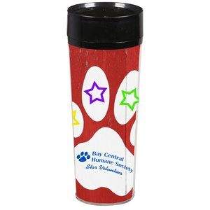 Full Color Explorer Insulated Travel Tumbler - 20 oz. Main Image