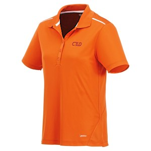 Albula Snag Resistant Wicking Polo - Ladies' - 24 hr Main Image