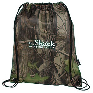 Big Buck Drawstring Sportpack Main Image