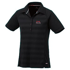 Shima Stripe Moisture Wicking  Polo - Ladies' - 24 hr Main Image
