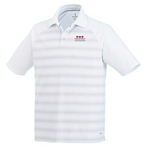 Shima Stripe Moisture Wicking  Polo - Men's - 24 hr Main Image