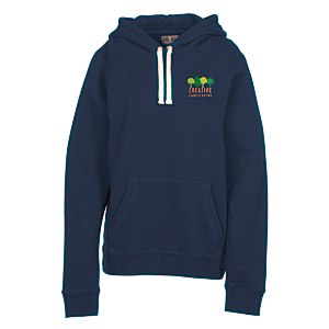 Rhodes Hooded Sweatshirt - Ladies' - 24 hr Main Image