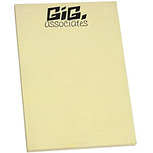 "Post-it® Notes - 6"" x 4"" - 100 Sheet Main Image"