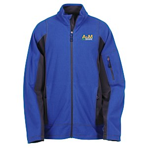Generate Textured Fleece Jacket - Men's Main Image