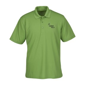 Vansport Recycled Drop Needle Tech Polo - Men's Main Image