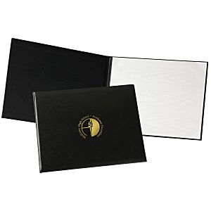Single Award Folder - Ribbon Corners Main Image