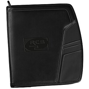 Precision Zippered Padfolio Main Image