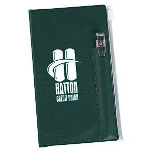 Planner w/Zip-Close Pocket - Monthly - Academic - Opaque