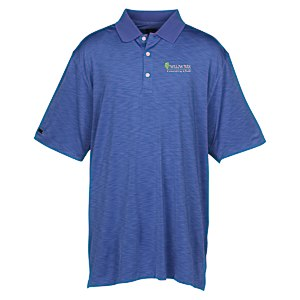 Greg Norman Play Dry Heathered Polo Main Image