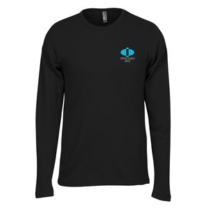 Next Level Soft LS Thermal Tee - Men's - Embroidered Main Image