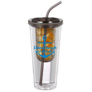 Flavorade Infuser Tumbler with Straw - 20 oz. Main Image