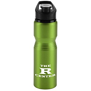 Flip & Carry Aluminum Bottle - 28 oz. Main Image