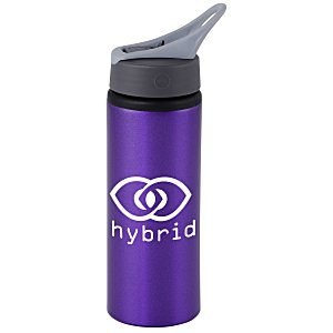 Sip & Flip Aluminum Bottle - 24 oz. Main Image